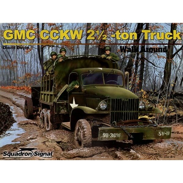 Buch GMC 2.5 Ton Truck (expected March/April)