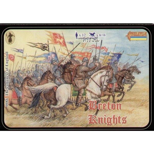 Bretonische Sprache Ritter zu Pferde