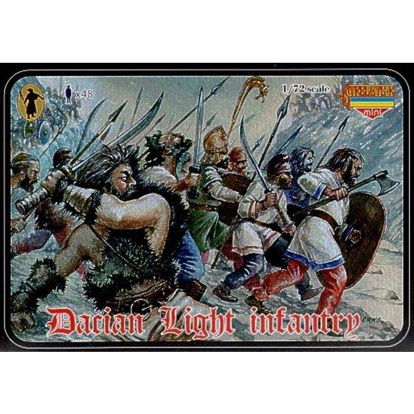 Dacian Licht-Infanterie (ursprüngliches Problem)
