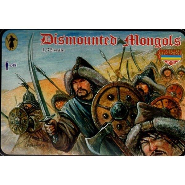 Abgeworfener Mongols