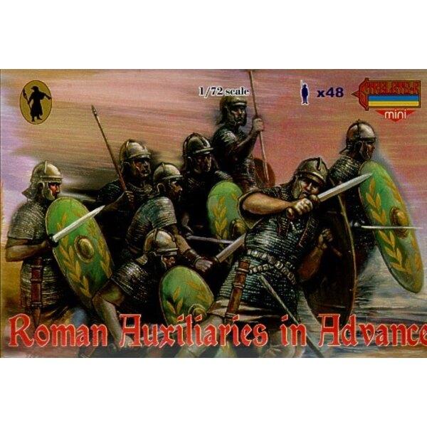 Römische Hilfstruppen im Voraus