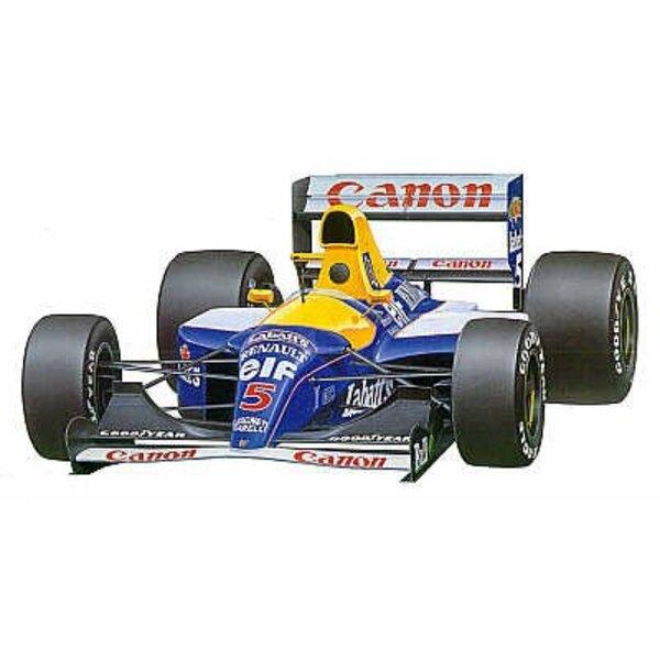 Williams FW14B 1992 Elle von Mans