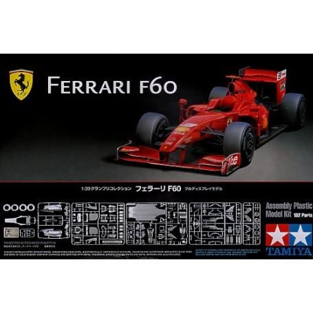 Ferrari F60 F.1