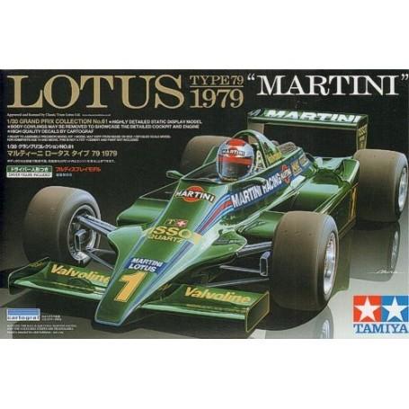 Lotusblume-Typ 79 Martini 1979