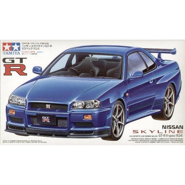 Nissan Horizontlinie GT-R V.spec