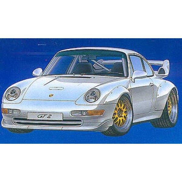 Porsche 911 GT2 Straßenversionsklub-Sport