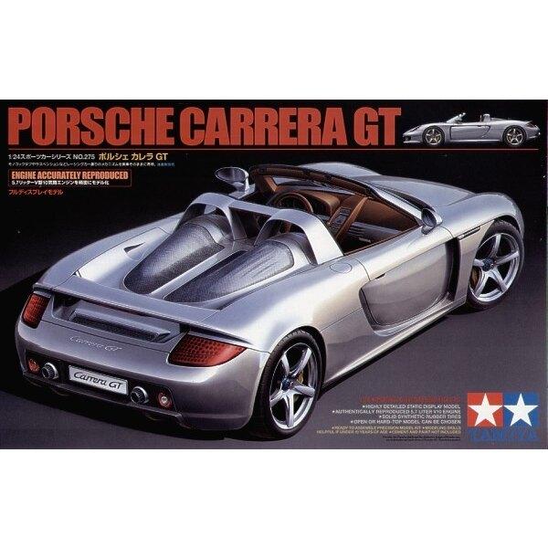 Porsche Carrera GT. Wahl offen oder Hard-Top