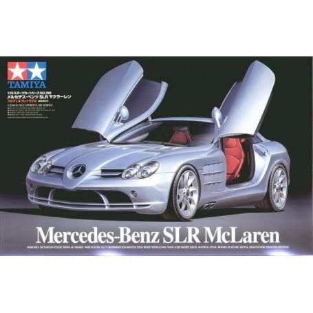Mercedes-Benz SLR Maclaren