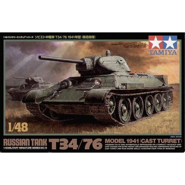 T34/76 1941-Wurf-Türmchen