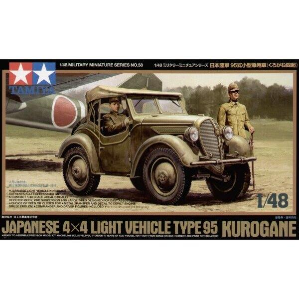 Kurogane (Japaner 4x4 Leichter Fahrzeugtyp 95)