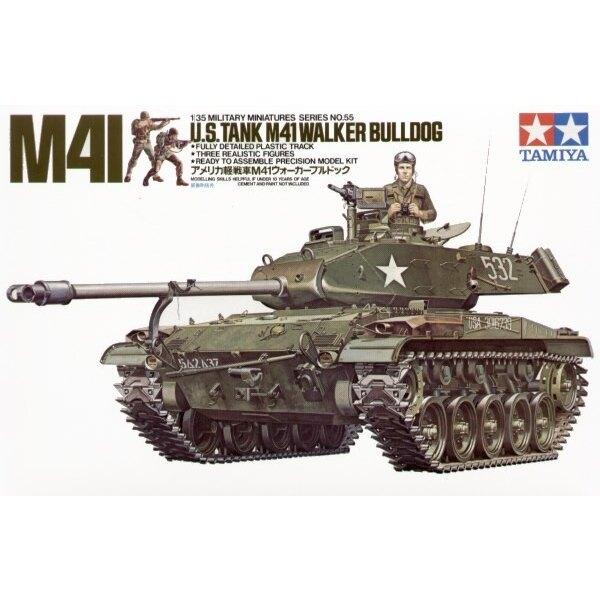 M41 (unmotorisierter) Walker Bulldog