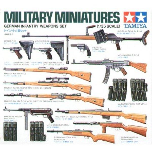 Deutsche Handfeuerwaffen
