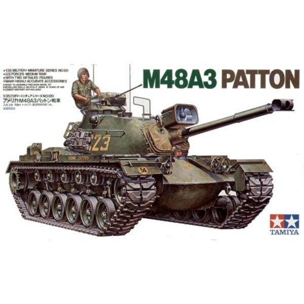 M48A 3 Patton Panzer