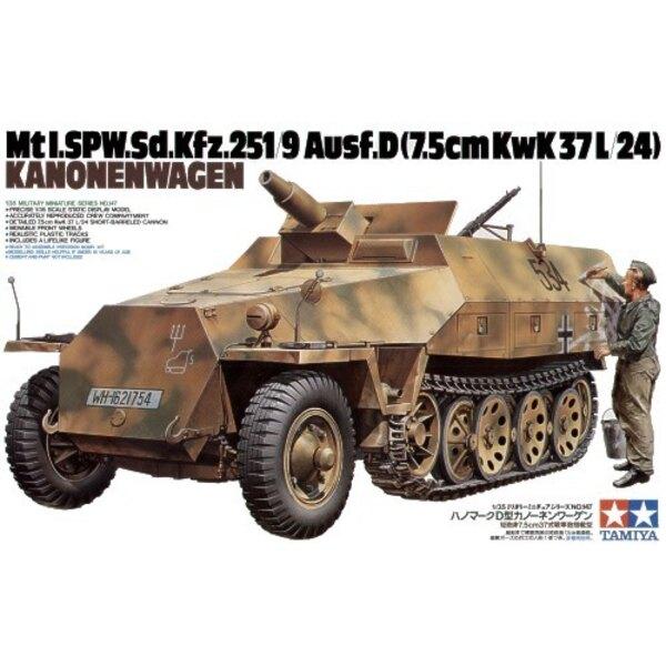Sd.Kfz.251:9 Ausf. D