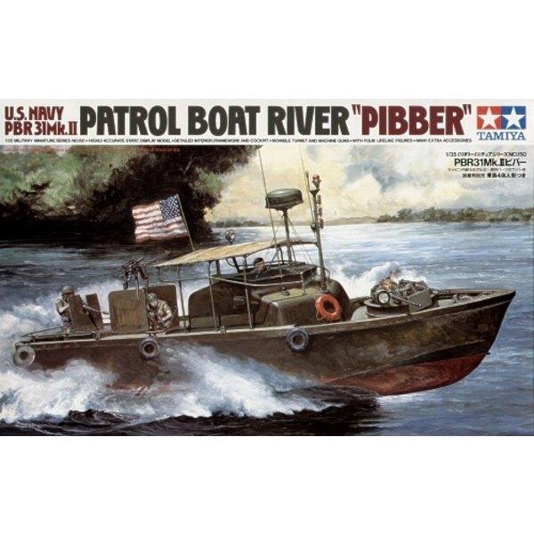 PBR31 USN Patrouilleboot von Vietnam