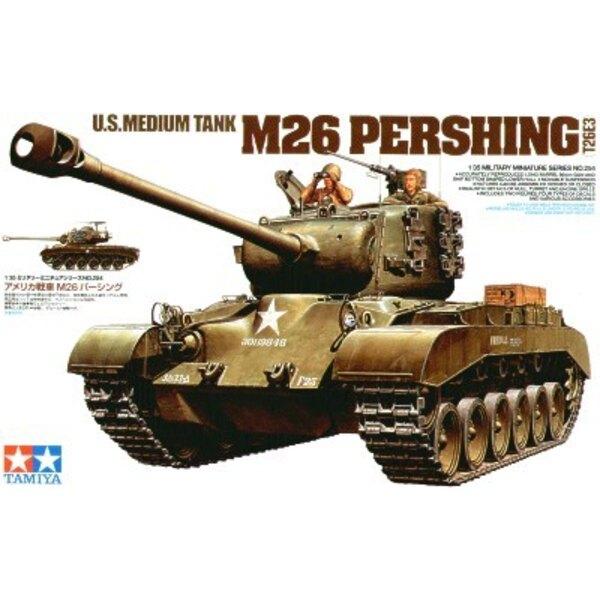 US Medium Panzer M26 Pershing