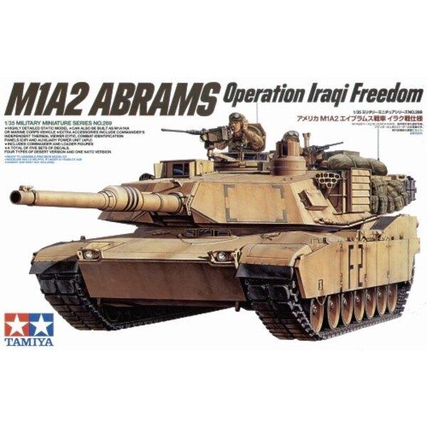 US Panzer M1A2 Abrams