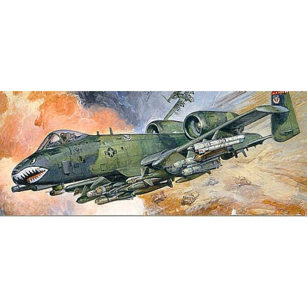 Fairchild A-10 aktualisiert