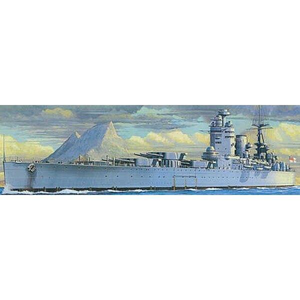 HMS Rodney Schlachtschiff
