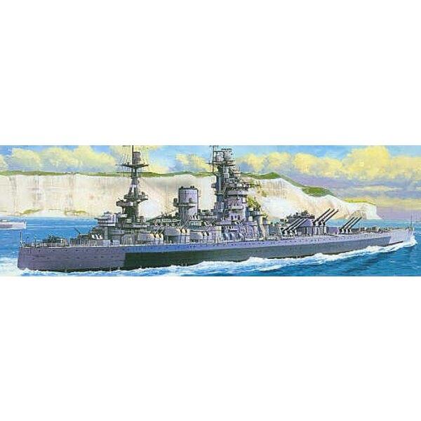 Schlachtschiff von HMS Nelson