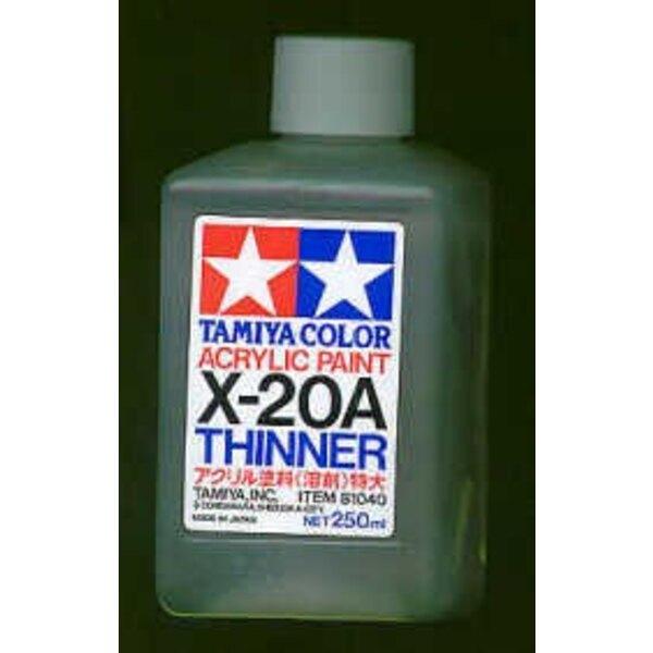 Acrylic Thinners 250ml