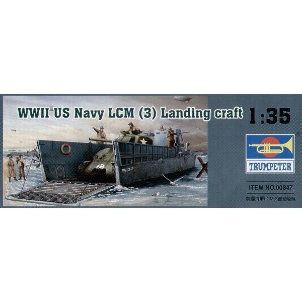Landungsboot von LCM III