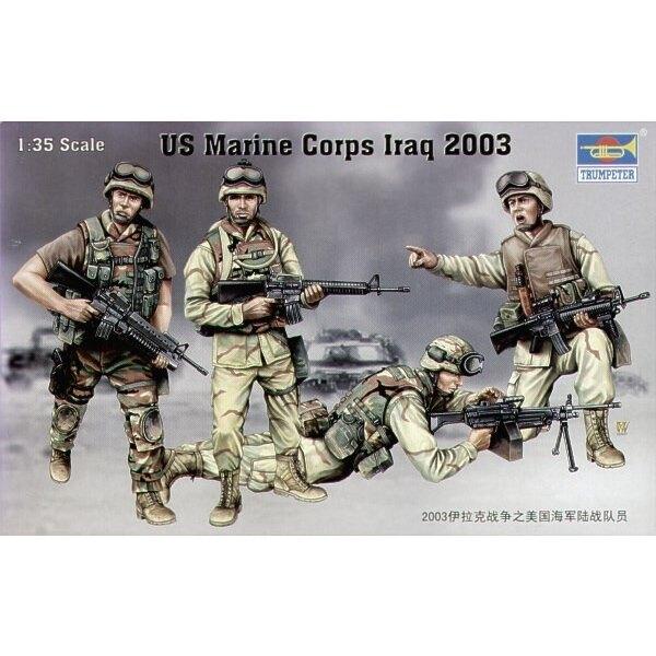 US Marine Corps Irak 2003