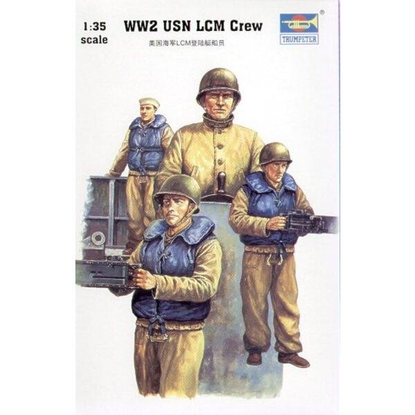 2WK von LCM III USN Besatzung
