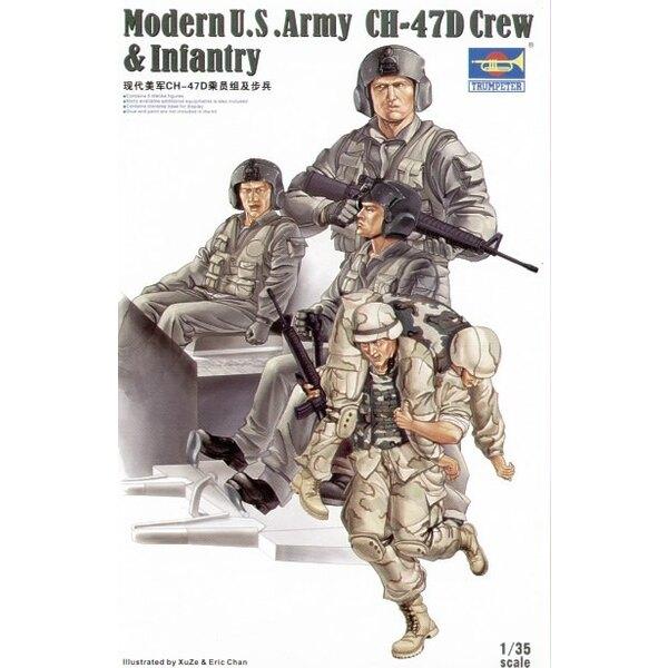Hubschraubermannschaft US Army 2003