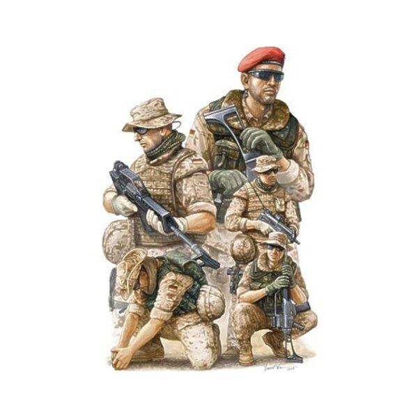 Deutscher ISAF in Afghanistan