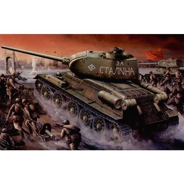 T-34/85 Model 1944-Fabrik 174