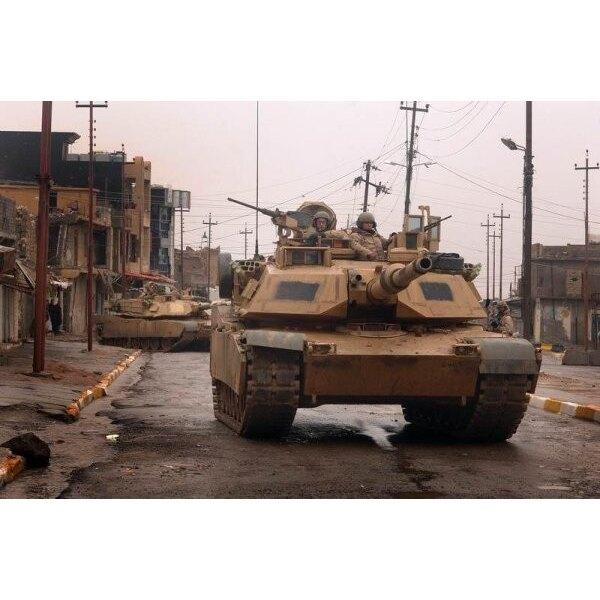 M1A1/a2 Abrams '5 in 1'