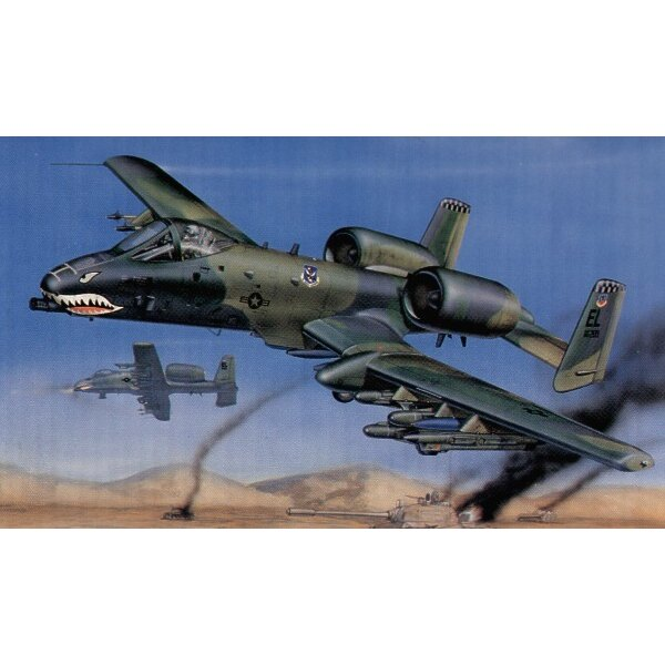 Fairchild A-10A Thunderbolt II