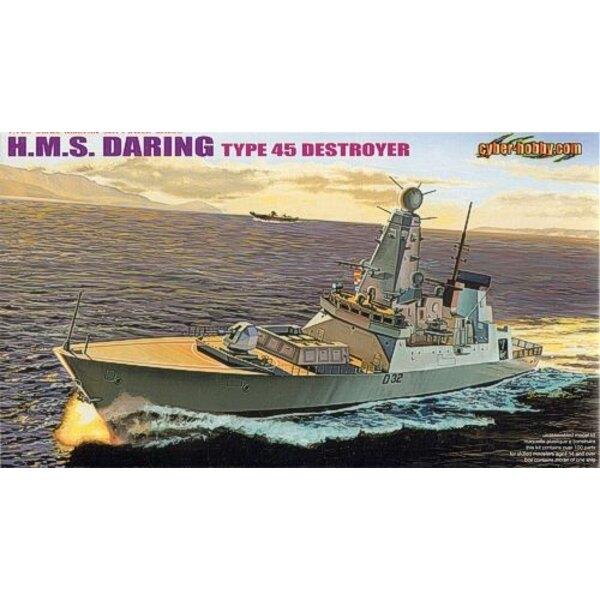 HMS Daring Zerstörer des Typs 45