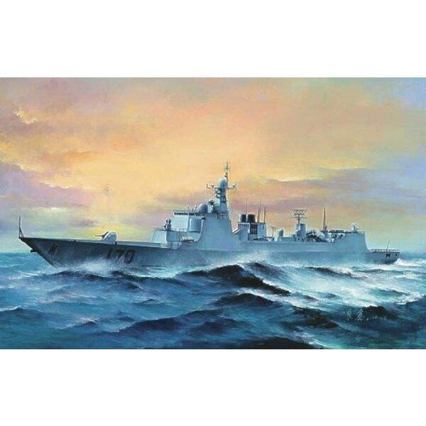 Chinesischer Zerstörer Lanzhou Typ 052 DDG170