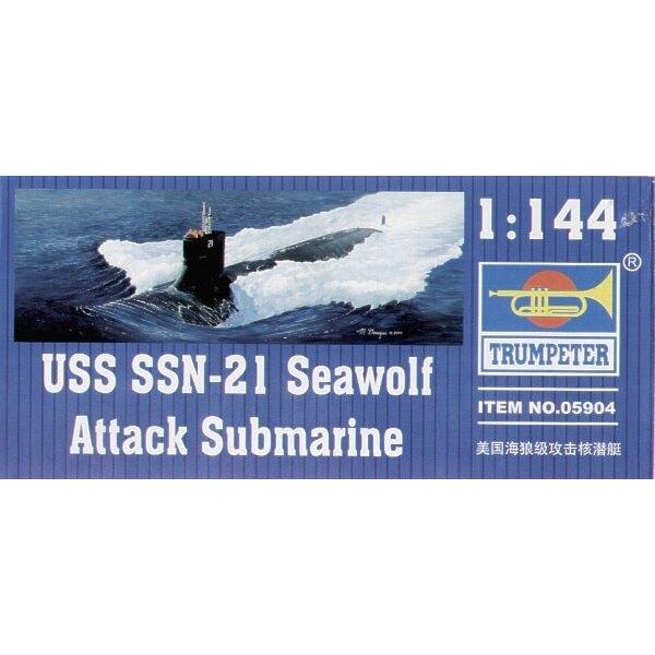 USS Seewolf SSN-21 Angriffsunterseeboot