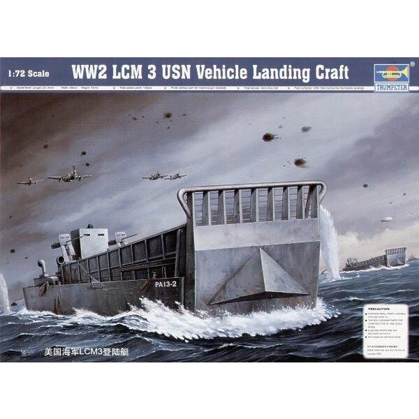 Landungsboot des Tages der Landung in der Normandie von LCM III