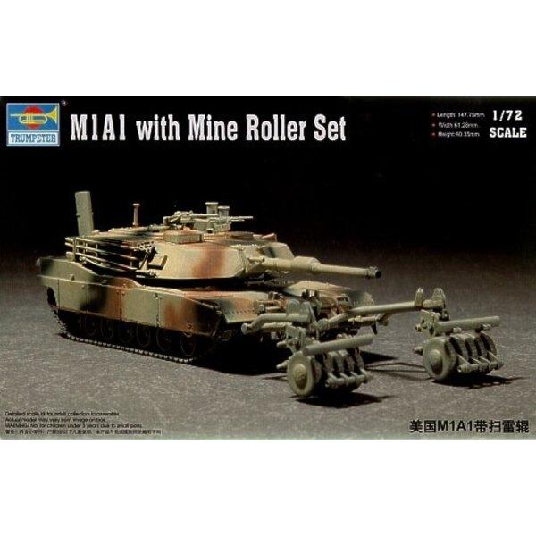 M1A1 mit Rolle-Set von Mine