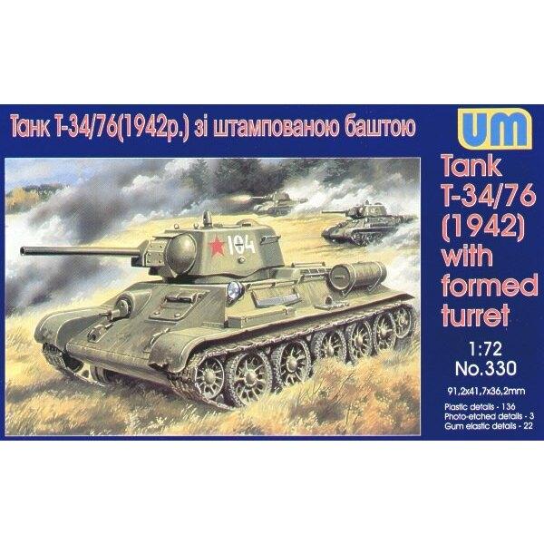T-34/76 mit Marke-Türmchen