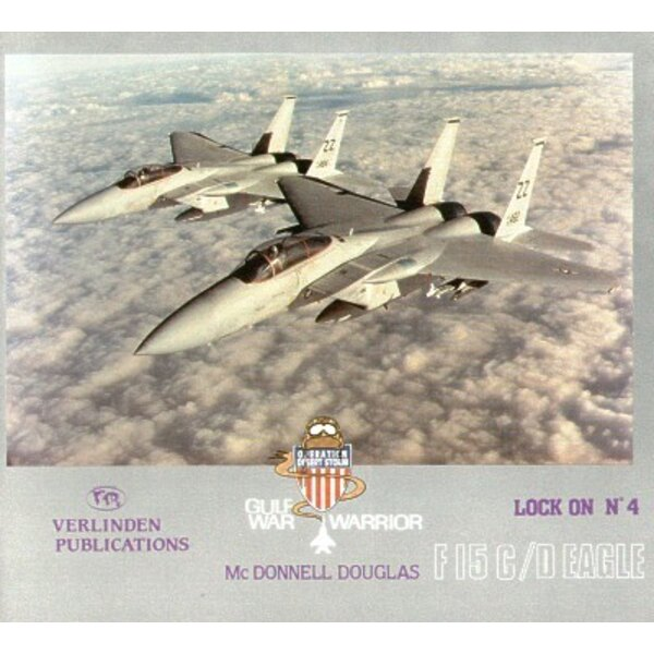 Lock On No.4 McDonnell Douglas F-15 Eagle