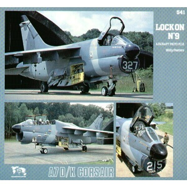 Lock On No.9 Vought A-7D/K Corsair