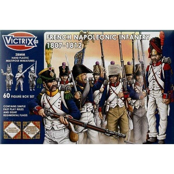 Französische Linieninfanterie 1807-1812