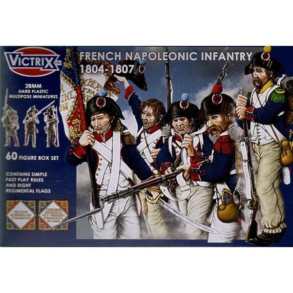 Französische Napoleonische Infanterie 1804-1807