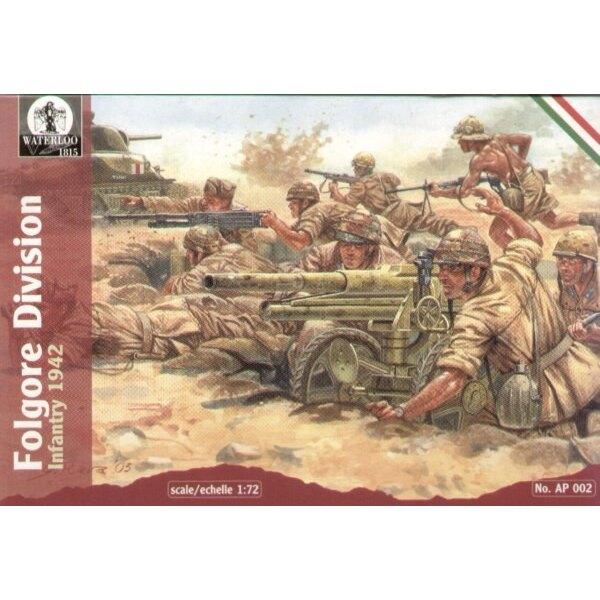 Divisionsinfanterie von Folgore 1942