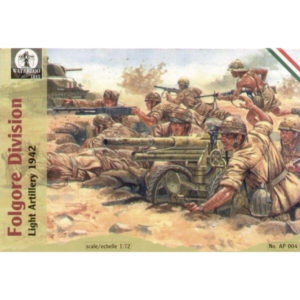 Divisionslicht-Artillerie von Folgore