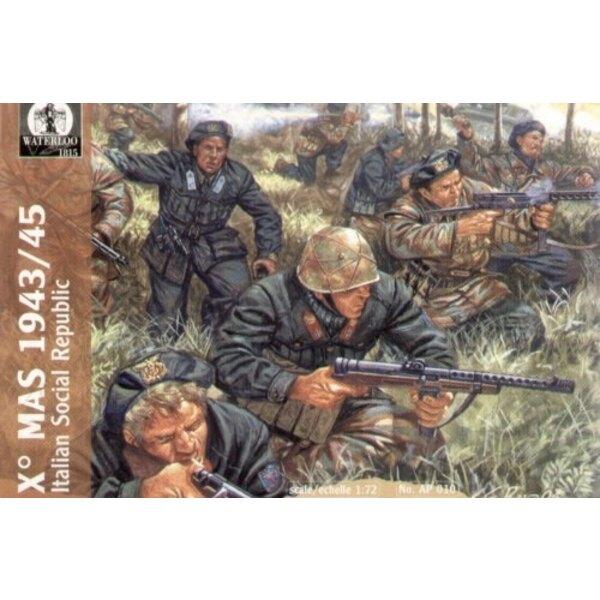 X MAS 1943/45
