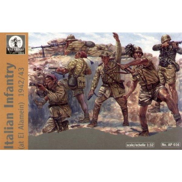 Italienische Infanterie El Alamein