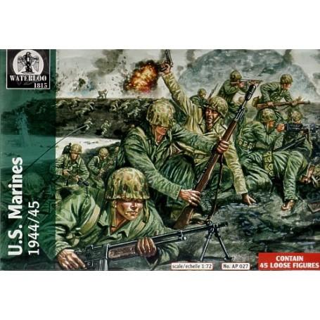 US Marines 1944 - 45 (45 Figuren)