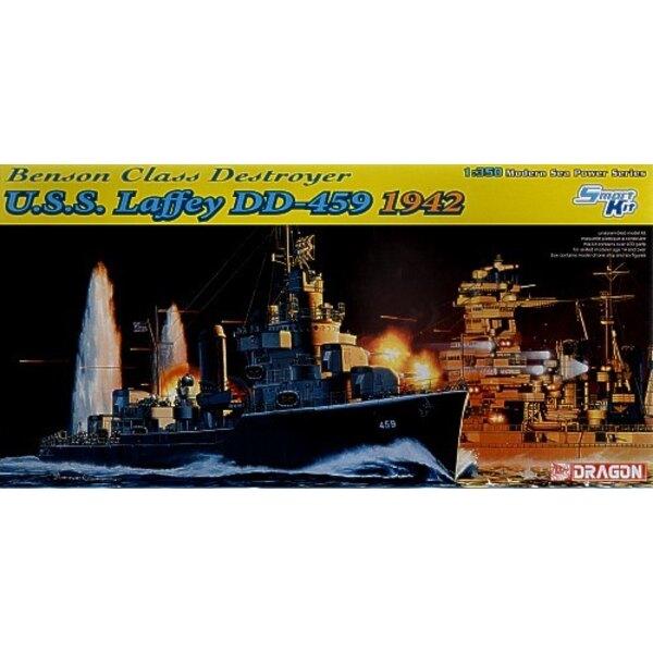 USS Laffey DD-459 1942 Klasse Zerstörer Benson
