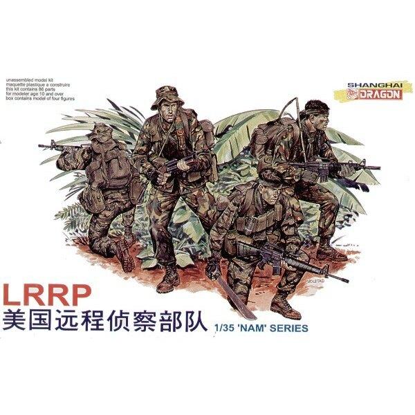 U.S.L R Spähtrupp-Figuren